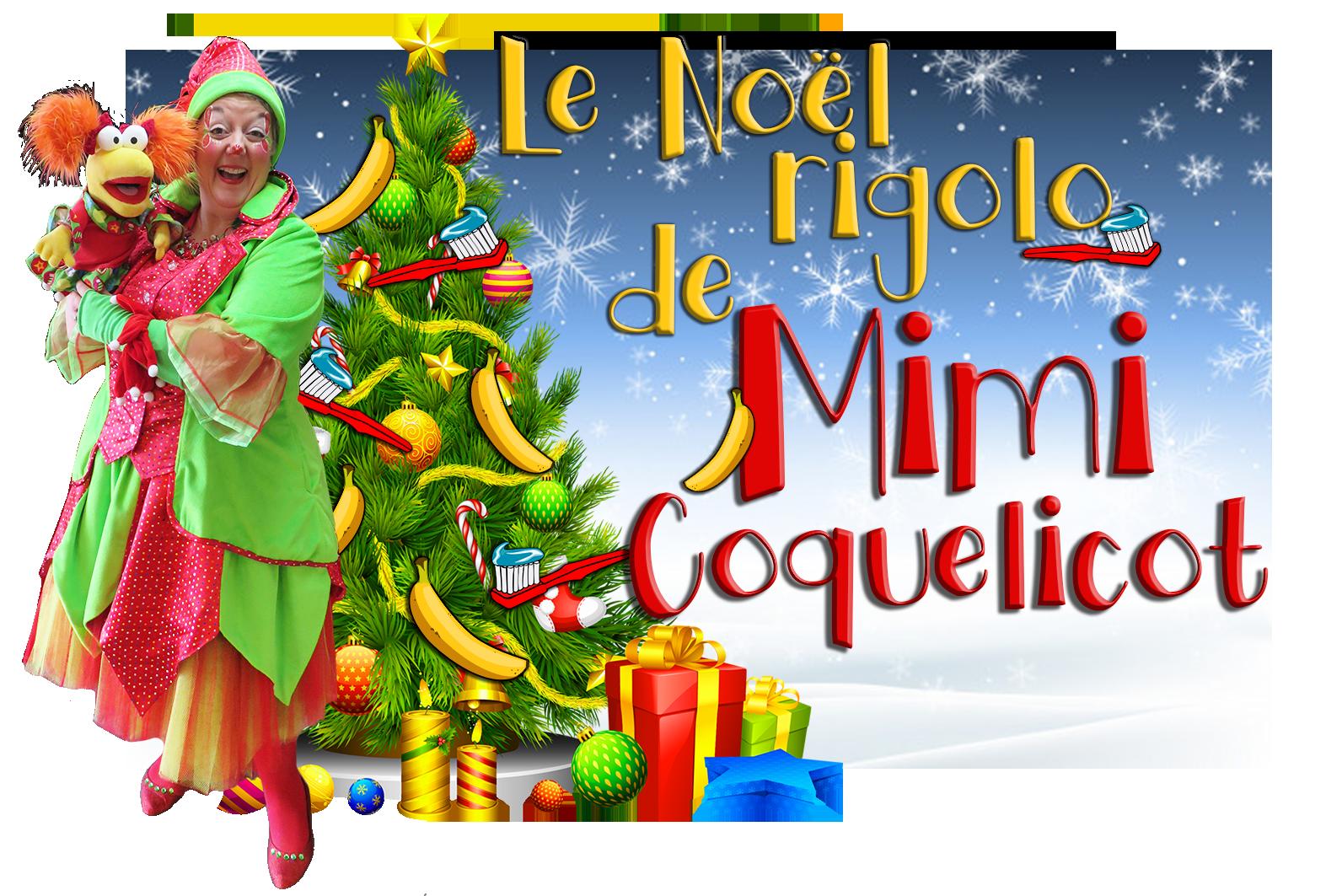 le noel rigolo de mimi coquelicot 2018